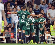 Real Madrid 0-1 Real Betis