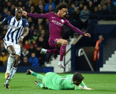 West Bromwich Albion 1-2 Manchester City