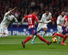 Atletico 0-0 Real Madrid
