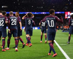 PSG 7-1 Celtic