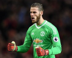 Real Madrid president Florentino Perez wants to sign David De Gea