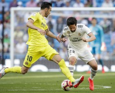 Villarreal 2-2 Real Madrid