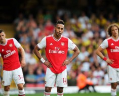 Watford 2-2 Arsenal