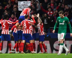 Atletico Madrid 2-0 Lokomotiv Moskva (VİDEO)