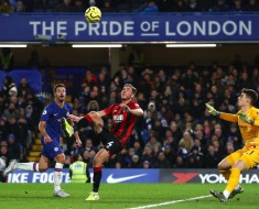Chelsea 0-1 Bournemouth (VİDEO)