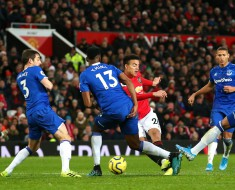 Manchester United 1-1 Everton (VİDEO)