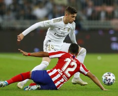 Real Madrid 0-0 Atletico Madrid (PEN. 4-1)