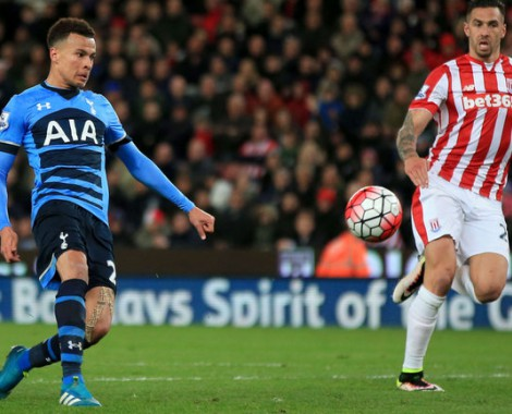 Dele Alli wins PFA Young Player of the Year 2015-16