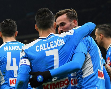 İnter 0-1 Napoli (VİDEO)