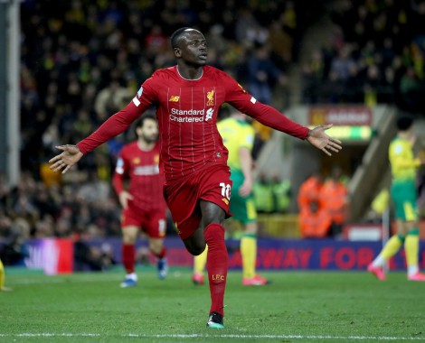 Norwich 0-1 Liverpool (VİDEO)