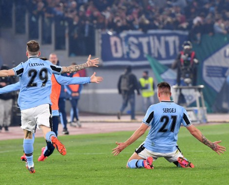 Lazio 2-1 İnter (VİDEO)