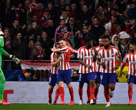 Atletico Madrid 1-0 Liverpool (VİDEO)