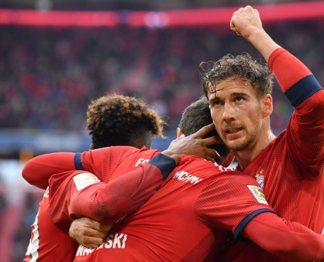 Bayern Munich 3-2 Paderborn (VİDEO)