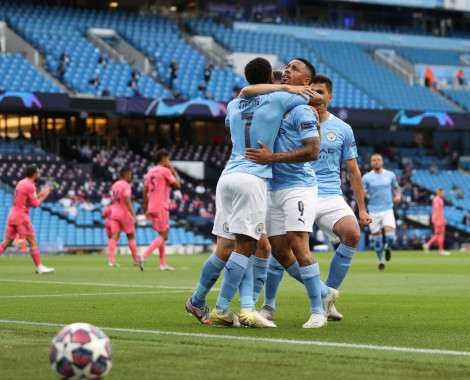 Manchester City 2-1 Real Madrid (4:2) (VİDEO)
