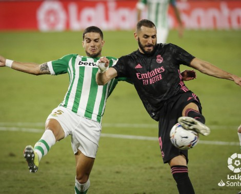 Real Betis 2-3 Real Madrid (VİDEO)
