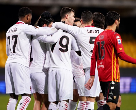 Benevento 0-2 Milan (VİDEO)