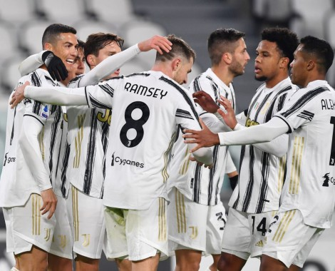 Juventus 4-1 Udinese (VİDEO)