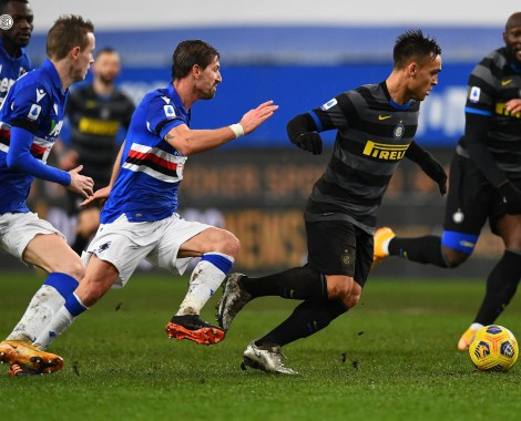 Sampdoria 2-1 İnter