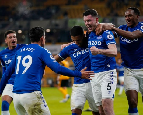 Wolverhampton 1-2 Everton (VİDEO)