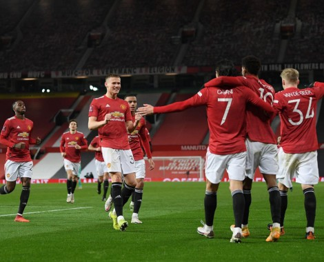 Manchester United 3-2 Liverpool (VİDEO)