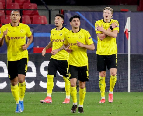 Sevilla 2-3 Borussia Dortmund (VİDEO)