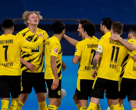 Schalke 0-4 Borussia Dortmund (VİDEO)