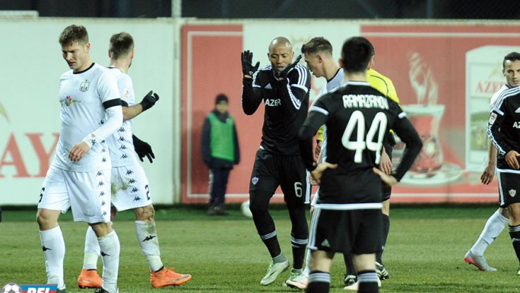 Qarabağ 1-1 Neftçi