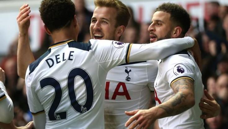 Tottenham Hotspur  Everton matçında hesap nə oldu?