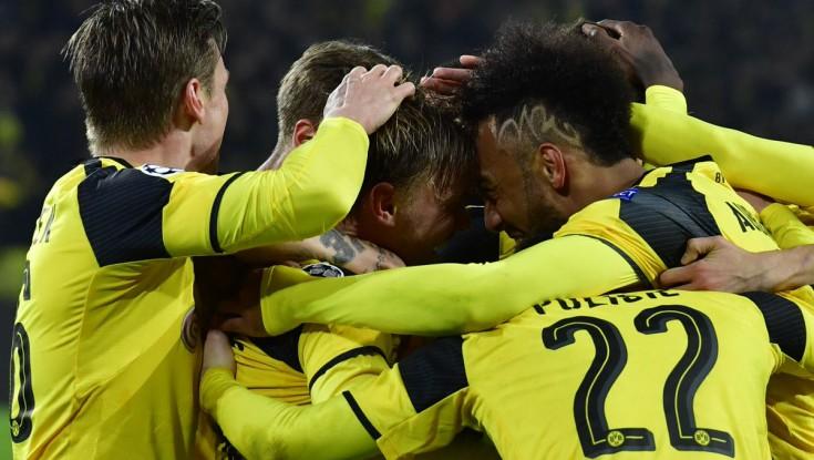 Borussia Dortmund 4-0 Benfica