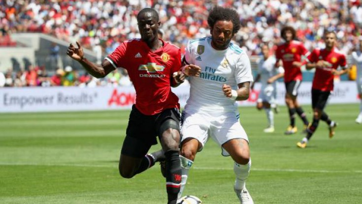 Real Madrid 1-1 *Manchester United