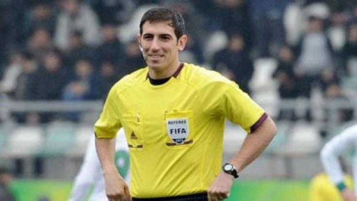 FIFA referisi paytaxt derbisinə təyinat aldı