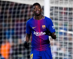 Concerns at Barcelona over Dembeles`s lifestyle