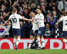 Tottenham 5-0 Burnley (VİDEO)