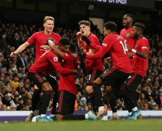 Manchester City 1-2 Manchester United (VİDEO)