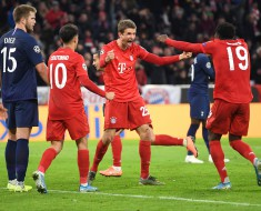Bayern Munich 3-1 Tottenham (VİDEO)