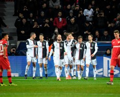 Bayer Leverkusen 0-2 Juventus (VİDEO)