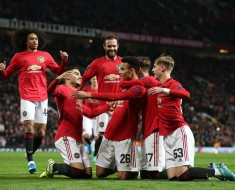 Manchester United 4-0 AZ Alkmaar (VİDEO)