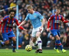 Manchester City 2-2 Crystal Palace (VİDEO)