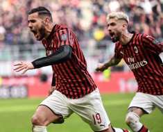 Milan 3-2 Udinese (VİDEO)