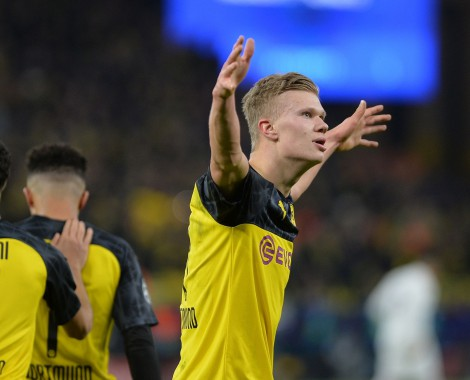 Borussia Dortmund 2-1 PSG (VİDEO)