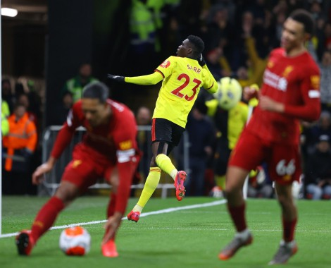Watford 3-0 Liverpool (VİDEO)