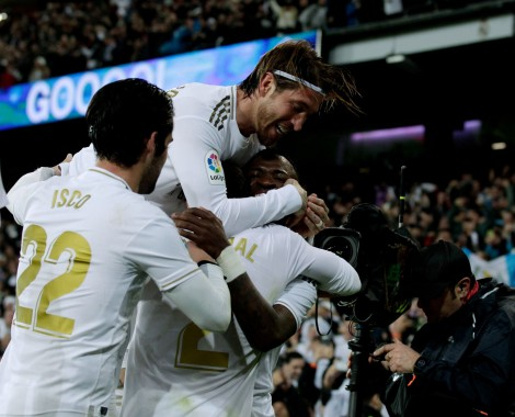 Real Madrid 2-0 Barcelona (VİDEO)