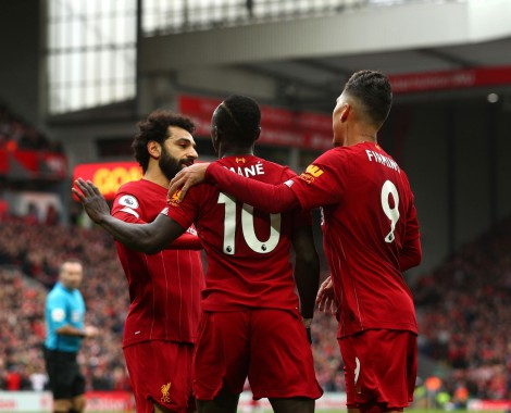 Liverpool 2-1 Bournemouth  (VİDEO)