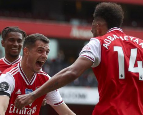 Arsenal 4-0 Norwich (VİDEO)