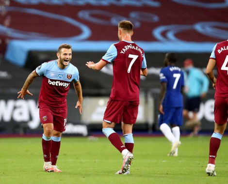 West Ham 3-2 Chelsea (VİDEO)