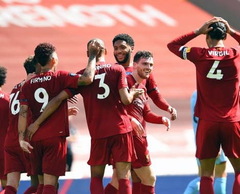 Liverpool 1-1 Burnley (VİDEO)