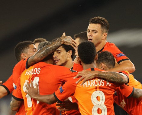 Shakhtar 4-1 Basel (VİDEO)