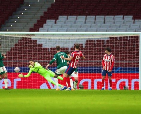 Atletico Madrid 0-0 Lokomotiv (VİDEO)
