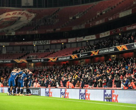 Arsenal 4-1 Rapid (VİDEO)