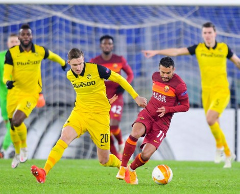Roma 3-1 Young Boys (VİDEO)